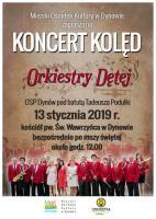 Koncert Kolęd Orkiestry Dętej