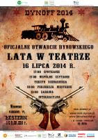 "Program ""Lato w Teatrze"" 2014"