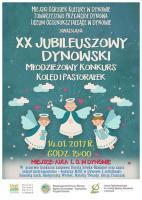 XX Jubileuszowy Konkurs Kolęd i Pastorałek - wykaz uczestników